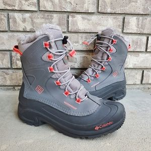 Columbia bugaboot 3 boots snow womens 8.5, kids 7